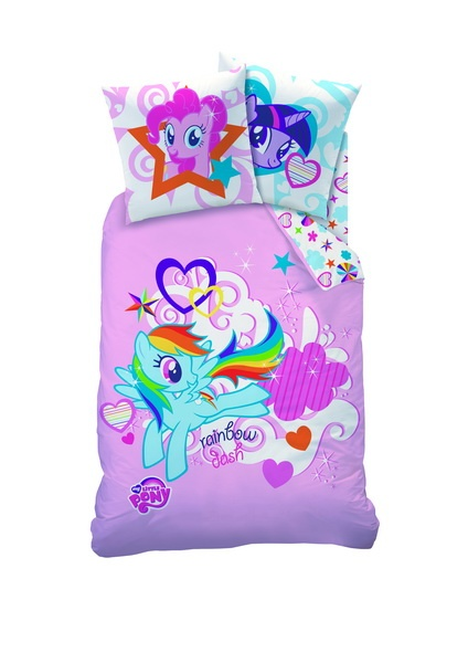 Lenjerie-de-pat-Disney-My-Little-Pony