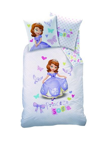 Lenjerie-de-pat-Disney-Princess-Sofia
