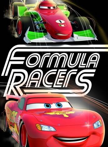 Prosop-de-plaja-Cars-Black-Racer
