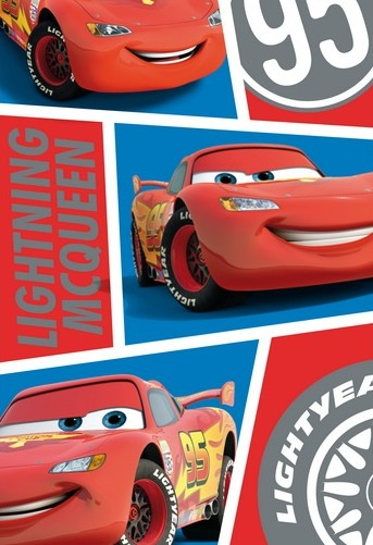 Prosop-de-plaja-Cars-It-s-time