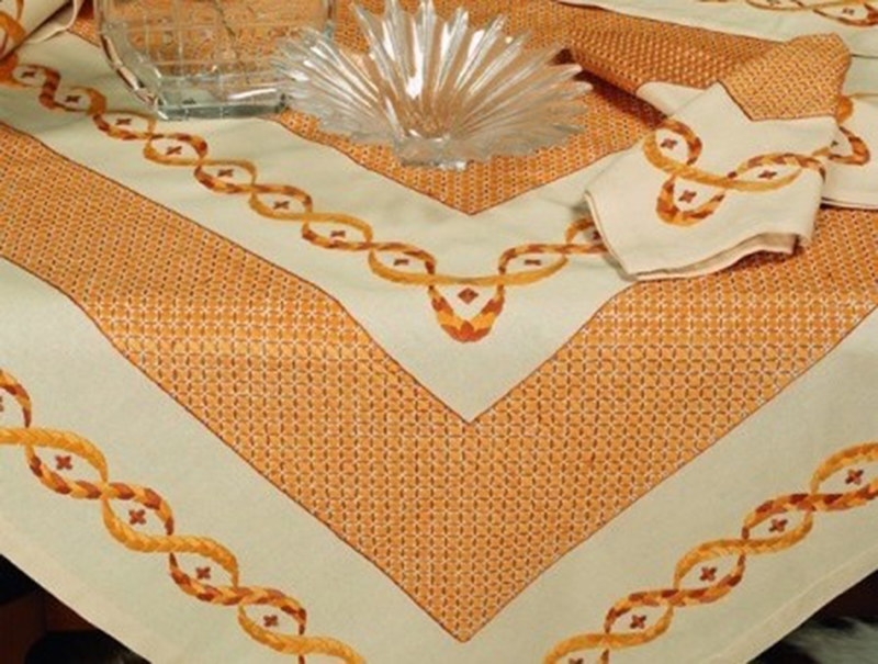 Set 5 Piese Decorative Handmade Valentini Bianco B