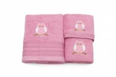 Set-de-3-prosoape-pentru-copii-roz