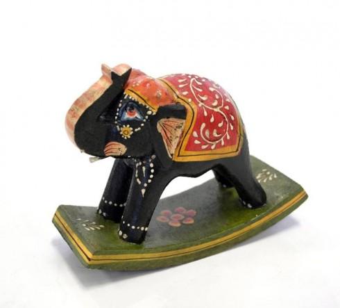 Statueta-Elefant-Mic