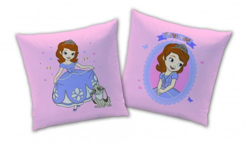 SOFIA THE FIRST mapping coussin  VERSION APLAT