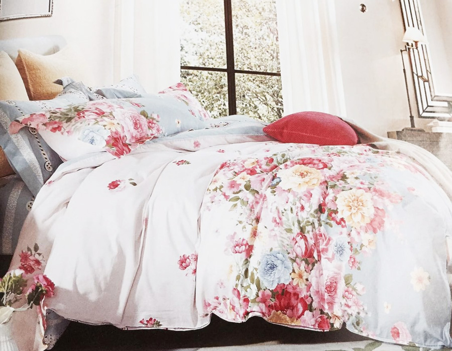 Lenjerie de pat V Bianco