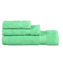 E/HILL  FACE WASHER , TEAL
