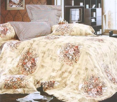 TB010-90 Lenjerie de pat Valentini Bianco