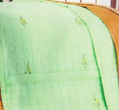 Cuvertura-de-pat-dublu-Verde1