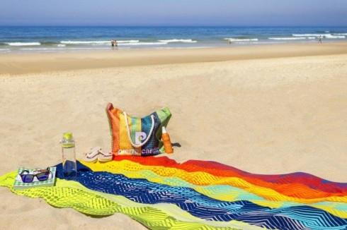Prosop de plaja 100x180cm Pierre Cardin1