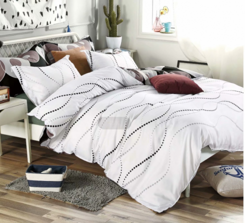 MF010-12 Lenjerie de pat cu 2 fete de perna_resize