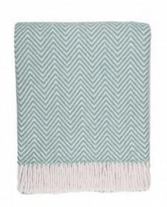 patura de lana Charlotte-140-x-200-cm-olive Valentini Bianco