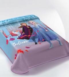 Patura de pat Disney- Frozen