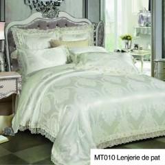 MT010-13 Lenjerie de pat din matase