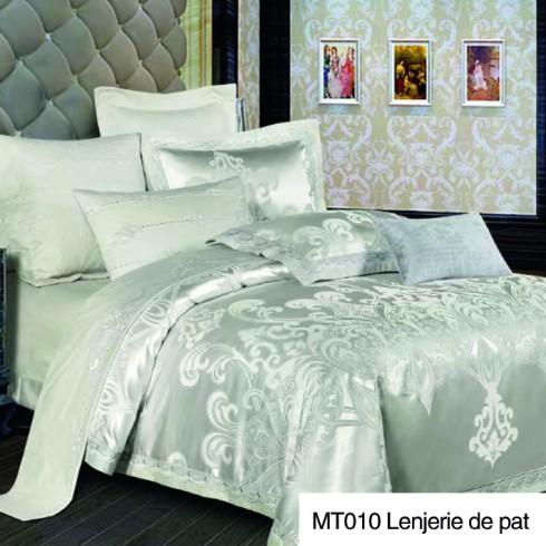 MT010-14 Lenjerie de pat din matase