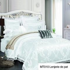 MT010-16 Lenjerie de pat din matase