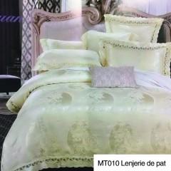 MT010-18 Lenjerie de pat din matase