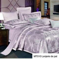 MT010-19 Lenjerie de pat din matase