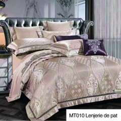 MT010-20 Lenjerie de pat din matase
