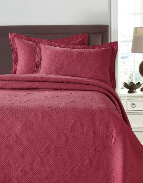 HL006 BORDO Cuvertura de pat