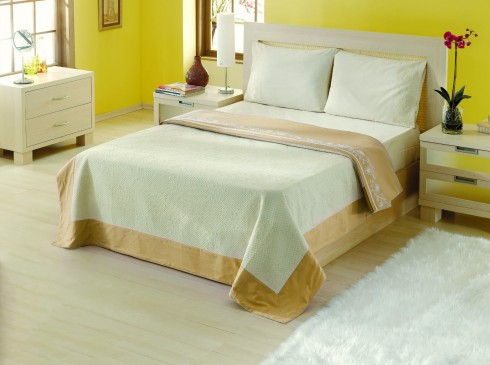 YT002-Maro 240x240cm Cuvertura de pat