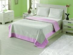YT002-Roz 240x240cm Cuvertura de pat